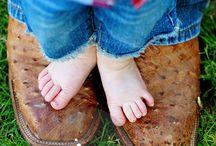Fairie Feet / by Emily Griffin