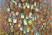 Bird houses / by Jean Roberts