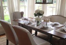Dining Rooms / by Stefanie Dean Gragnani