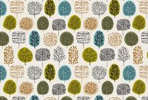 Patterns and textiles / by Sally Meakin