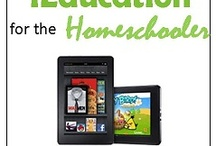 {homeschool technology} / by Marcy (Ben and Me)