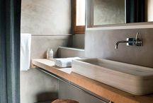 Bathroom Interiors / by Lindsey Crawford-Reese