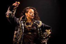Rihanna in Concert / Rihanna in Concert. #rihannaconcert  / by The Rihanna App