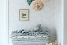 Kids Rooms / DIY Ideas for children's room, inspiration and trends in kids rooms / by Kikisoso