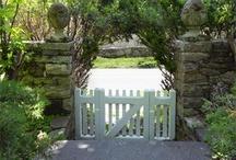 Garden & Gates / by Wolfe Design House