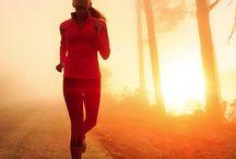 Running / by Jennifer Case