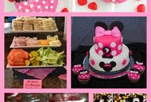 Ideas for Havens Minnie Mouse party / by Lindsay Moen