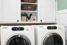 Laundry Room / by Terri Wellman