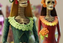 Day of the dead / by Monica Stephens