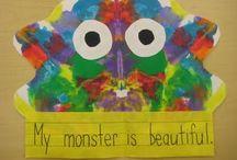 monstruos / by Lucía Nestler
