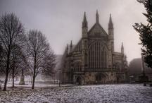 Hampshire England / by Lorna Payne
