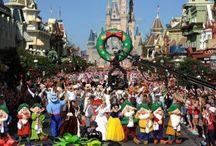 Holidays at Walt Disney World / by Lou Mongello