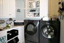Laundry Rooms / by Tiffany Beasley