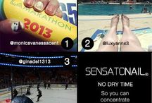 #SensatioNail #NoDryTime / by SensatioNail