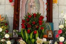 La Virgen / by Stefani