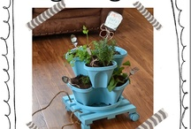 Outdoor Projects / by Angie Countrychiccottage