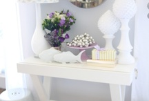 Home Styling - Vignette / by Melanie Arsenault