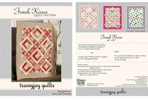 Quilt Patterns / by Pam Raby