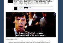 Sherlock / by Colleen Grimm
