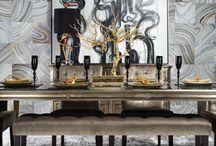 Chez Interieurs! / Inspirational Interior Decor / by Tiersa Smith