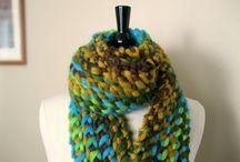 knitting/crochet FUN / by Amy DeGroat Bower