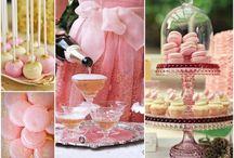 Fancy Parties / by Lindzi Shanks (TheTrendySparrow)