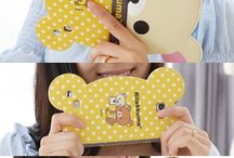 The Cutest Cellphone Cases ♥ / Cellphone Case collection from http://tofebruary.com! / by ToFebruary.com Official