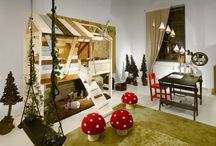 Super Cool Playroom Ideas! / by Findababysitter.com