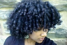 Au Natural / by Curly Hair Solutions
