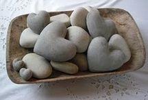 stones / by Velma Cheety