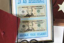 Money Gift Ideas / by Heide Caoayan