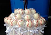 Baseball themed baby shower / by Patricia Melegrito