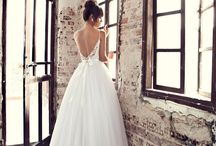 Stylish Brides / Wedding dresses, wedding hairstyles, wedding shoes, and all things bride. / by Download & Print