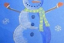 Art Lesson Ideas / by Mary Eastin Rokusek