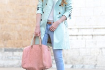 Fashion&Style: Pastel colours, Spring 2012 / by Chicisimo .