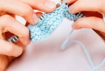 Knitting / by DancesWith Hooves