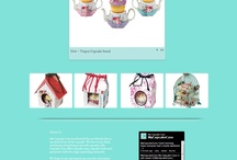 Website ~ My Cupcake Case / Website / by My Cupcake Case