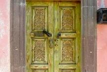 doors / by Ginger Bakos