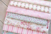 Fabrics / by CHG