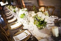 Wedding Table Fabrics / by Karen Wise Photography