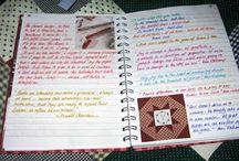Christian journaling / Journaling  / by Tina Patey
