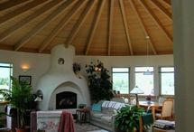 Yurts / by Sharon Pind