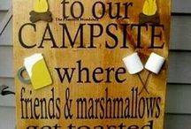 camping / by Lori Hackbarth