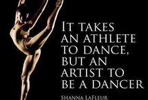 Let's Dance / by Derrick Washington