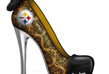 1 All things black & gold / by Steelers Sage