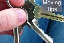 moving tips / by Elizabeth Bocanegra
