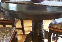 renewing old furniture / by Cheryl Schiro