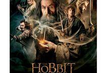 LOTR/the Hobbit / by Tori Weyman