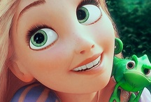 Rapunzel Tangled / by TicketsHost