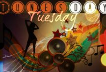 Tunesday Tuesday / by Beth At Structure